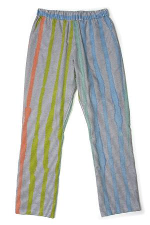 PAINTED STRIPES PANTS