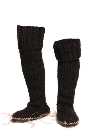 WOOL SOFT BOOTS