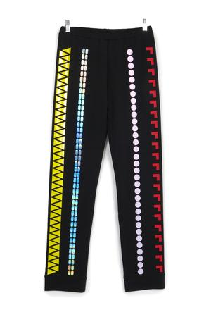 PATTERN LINES LEGGINGS