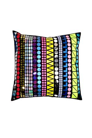 PATTERN LINES CUSHION
