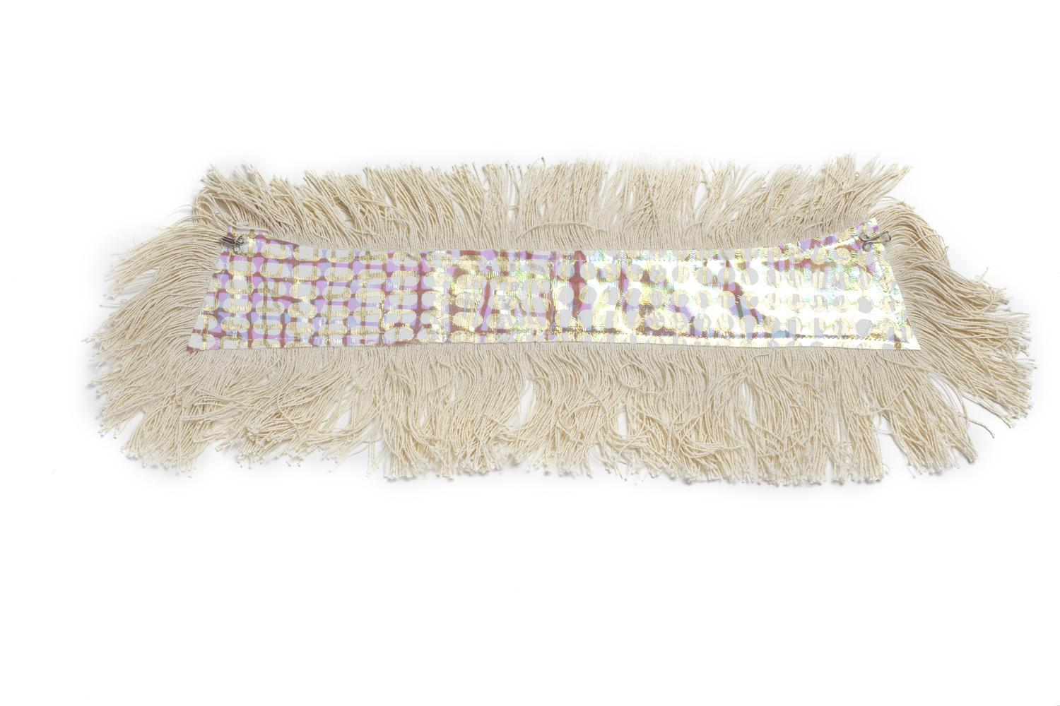 FOIL & FRINGES COLLAR - 5