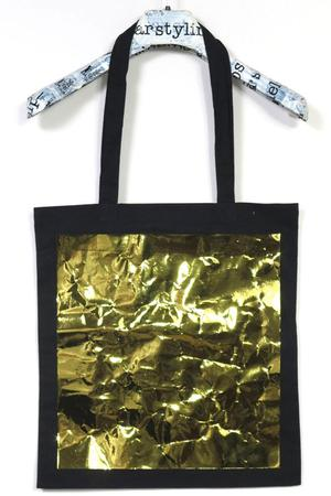 BIG SQUARE TOTE - 12