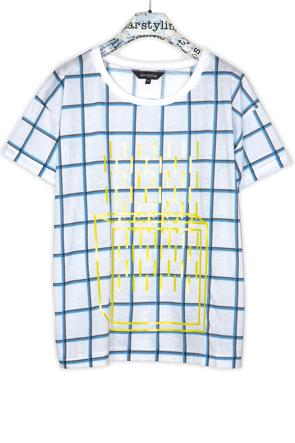 TOASTER GRID T-SHIRT