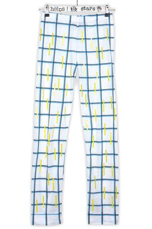 Rain Grid Leggings