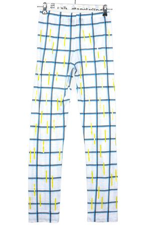Rain Grid Leggings - 0