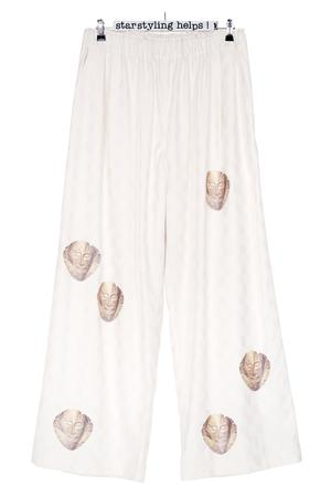 Agamemnon Wide Trousers