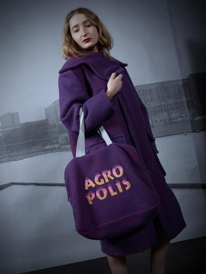 AGROPOLIS WOOL BAG - 0