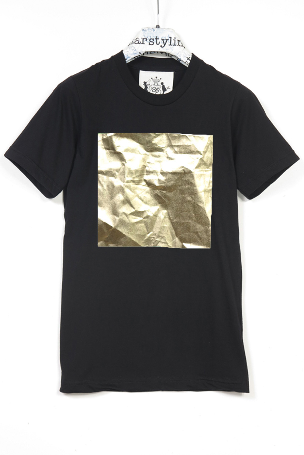 BIG SQUARE T-SHIRT - 4