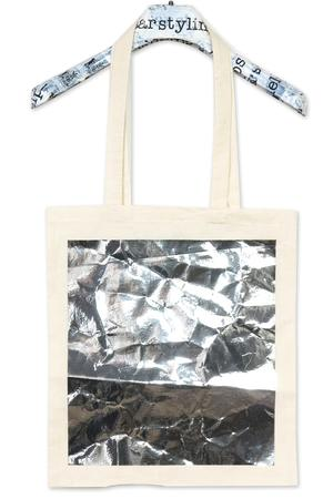 BIG SQUARE TOTE - 5