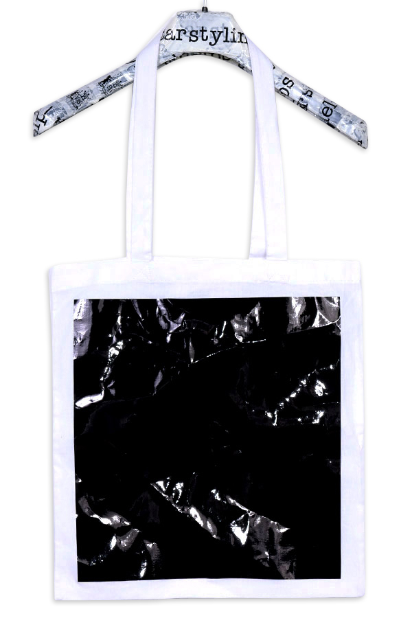 BIG SQUARE TOTE - 8