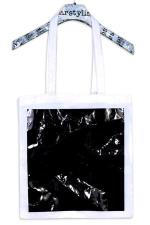 BIG SQUARE TOTE - 9