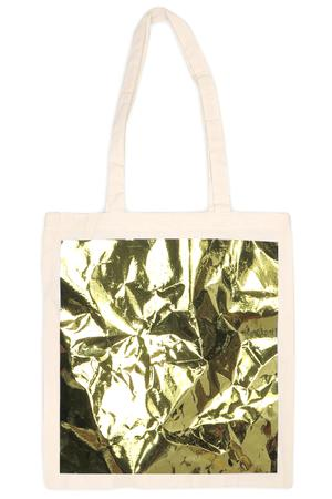 BIG SQUARE TOTE - 3