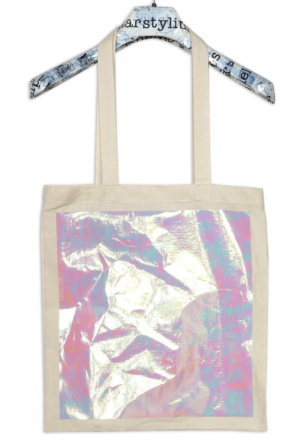 BIG SQUARE TOTE - 1
