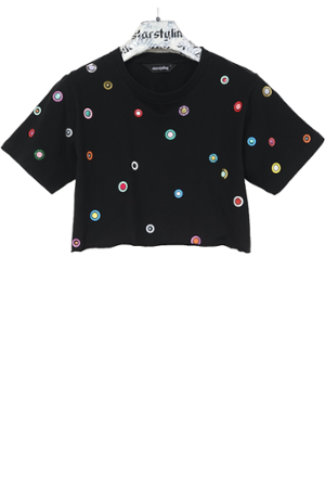 Bindi Cropped T-Shirt