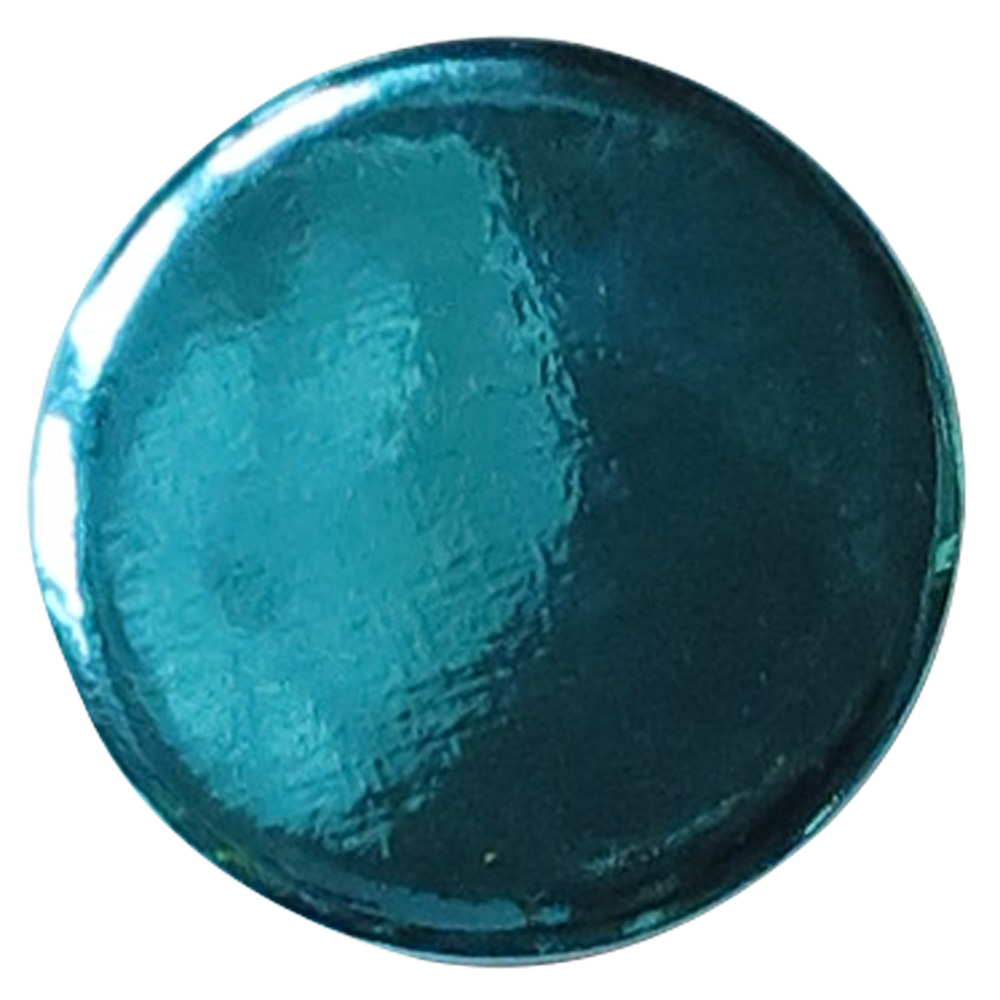 BLUE MIRROR BUTTON - 0