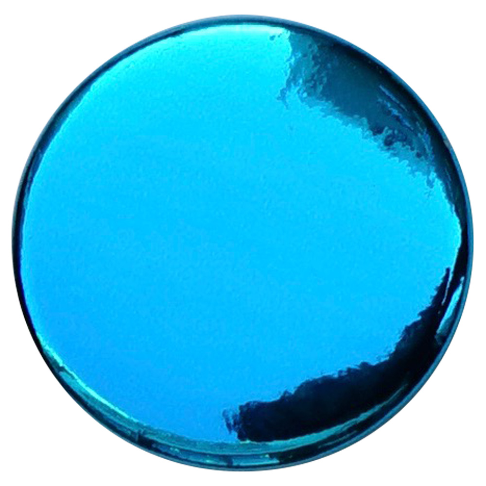 BLUE MIRROR BUTTON