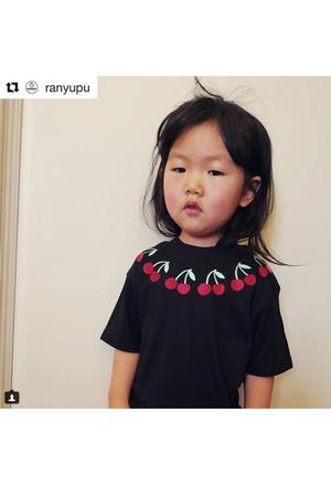 Cherry T-Shirt Kids - 1
