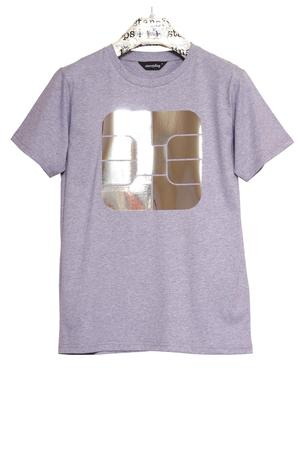 Chip Square T-Shirt - 0