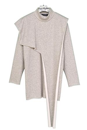 Cloth Long Sweater