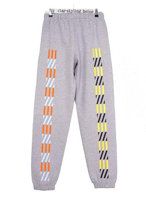 Contrast Joggers - 2