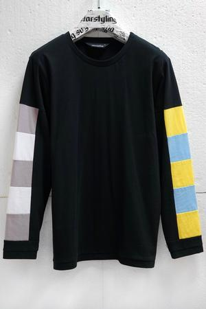 Division Longsleeve - cold colors - 0