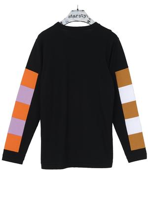 Division Longsleeve - warm colors - 0