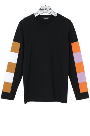Division Longsleeve - warme Farben