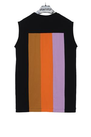 Division Muscle Shirt - warme Farben - 0