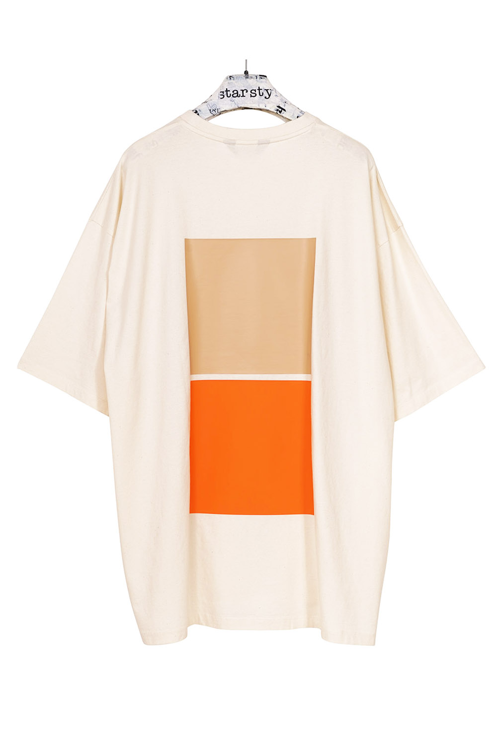 Double Square Bigshirt - 1