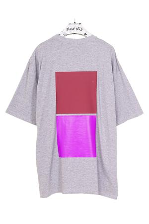 Double Square Bigshirt - 0