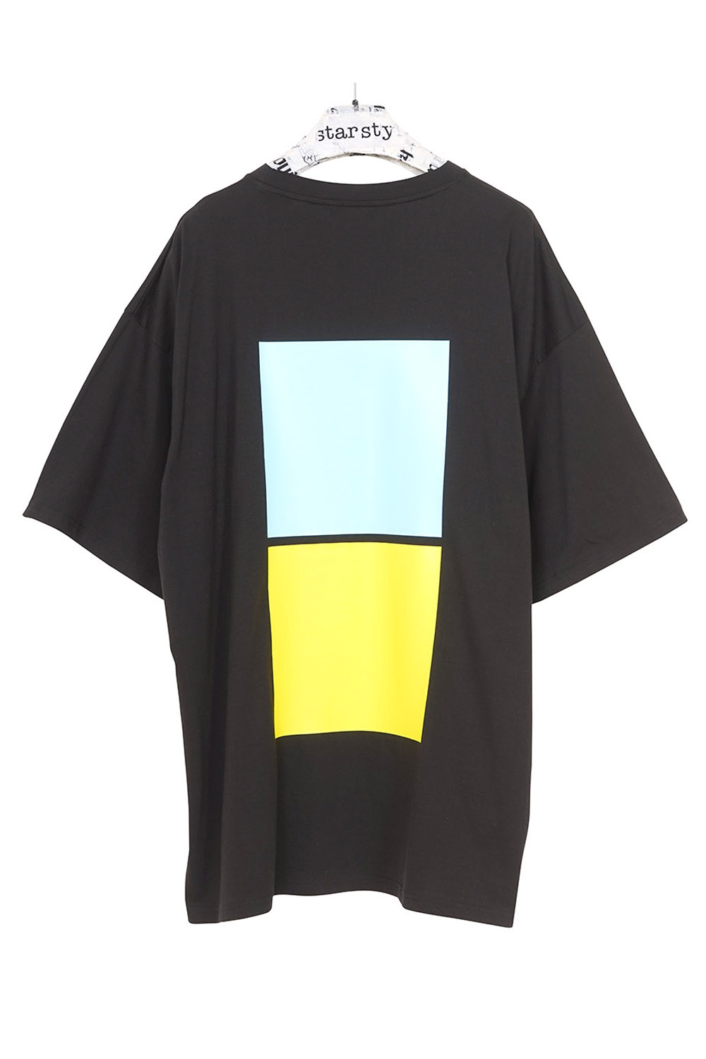 Double Square Bigshirt - 4