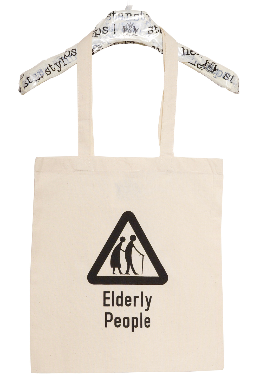 Elderly People Tote Bag - 0
