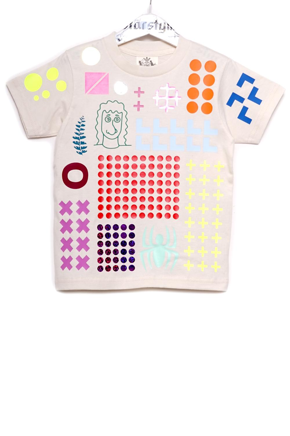 Everything Allover T-Shirt Kids - 1