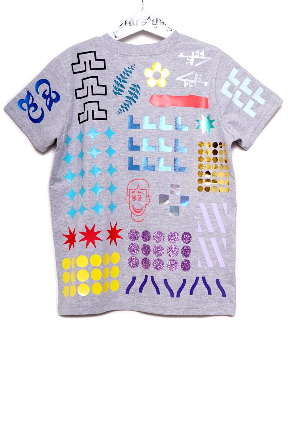 Everything Allover T-Shirt Kids - 5