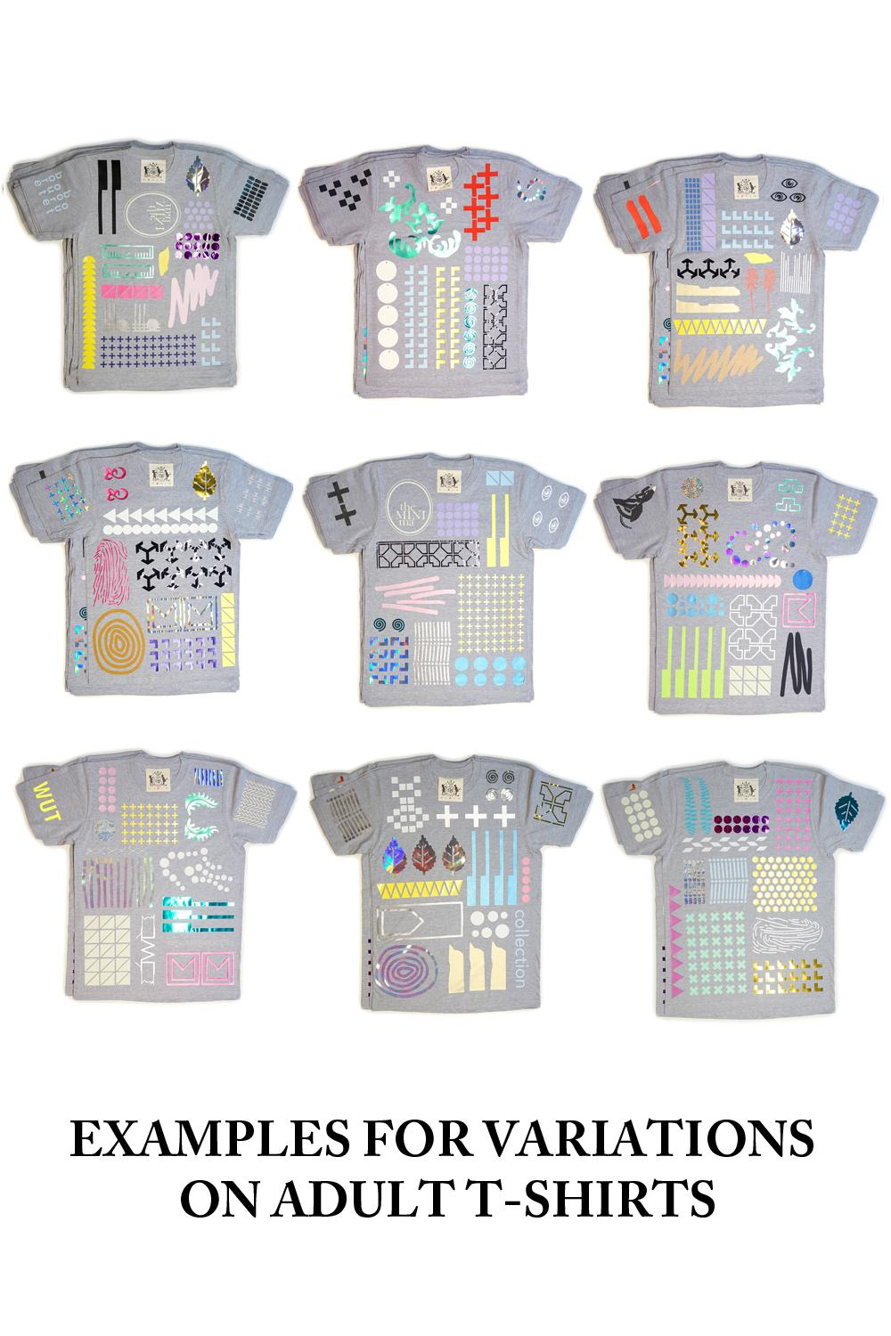 Everything Allover T-Shirt Kids - 4