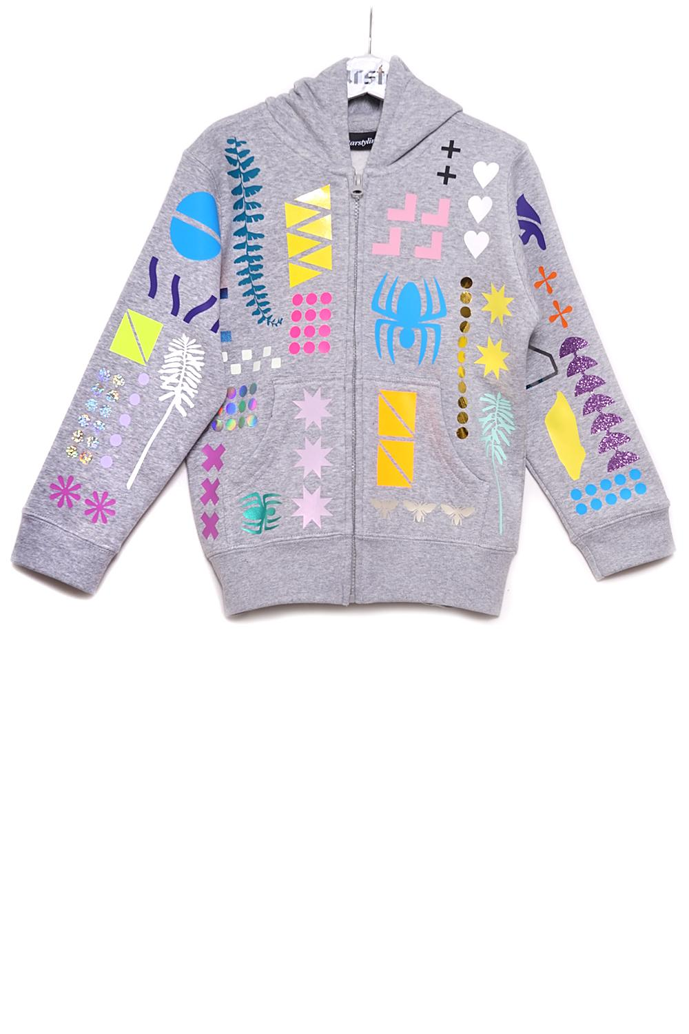 Everything Allover Zip Jacket Kids - 1