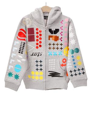 Everything Allover Zip Jacket Kids