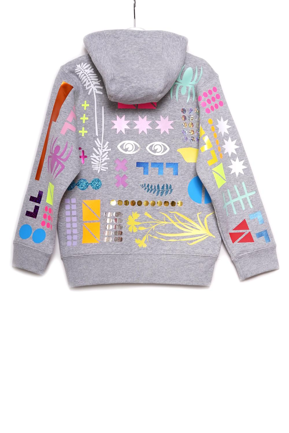 Everything Allover Zip Jacket Kids - 2