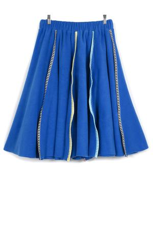 FLEECE BELL SKIRT