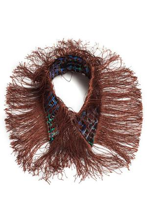 FOIL & FRINGES COLLAR - 3
