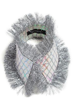 FOIL & FRINGES COLLAR - 1