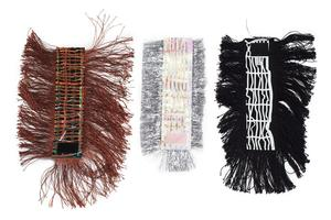 FOIL & FRINGES CUFFS - 2