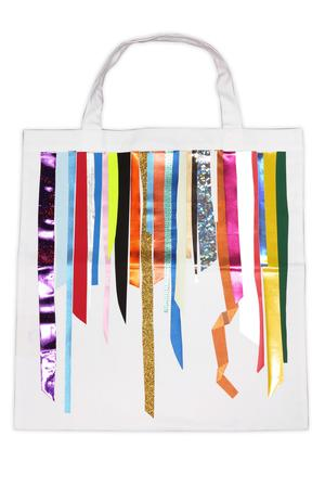 Foil Stripes Big Bag