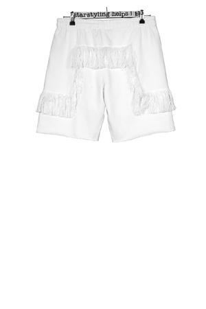 Geo-Fringes Shorts - 4