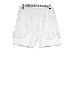 Geo-Fringes Shorts - 3