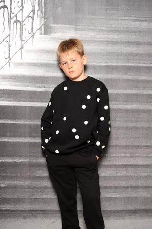 Glow Points Sweater Kids - 4