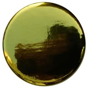 GOLD MIRROR BUTTON