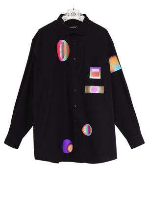 Gradient Classic Men Shirt - 1