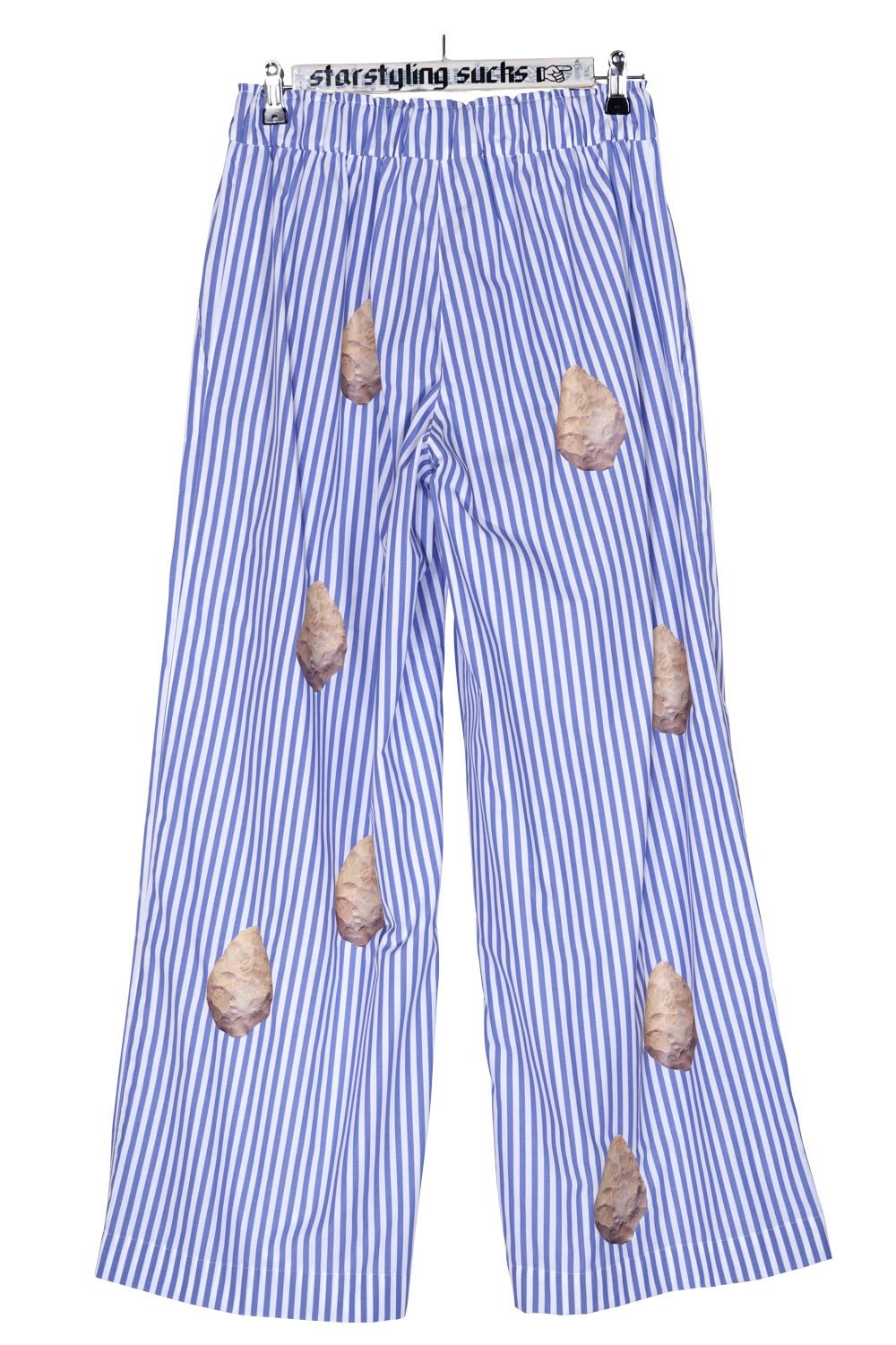 Hand Axe Wide Trousers - 0