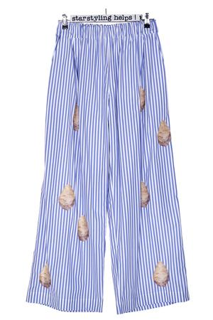 Hand Axe Wide Trousers